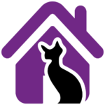 Logo catsitting Chat-o-Maison